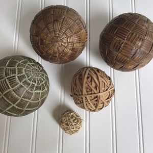 Decorative Ball Set